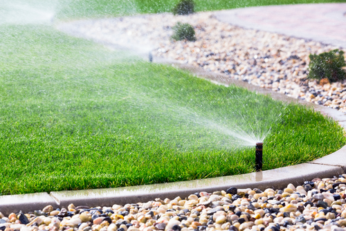 stillwater residential irrigation system