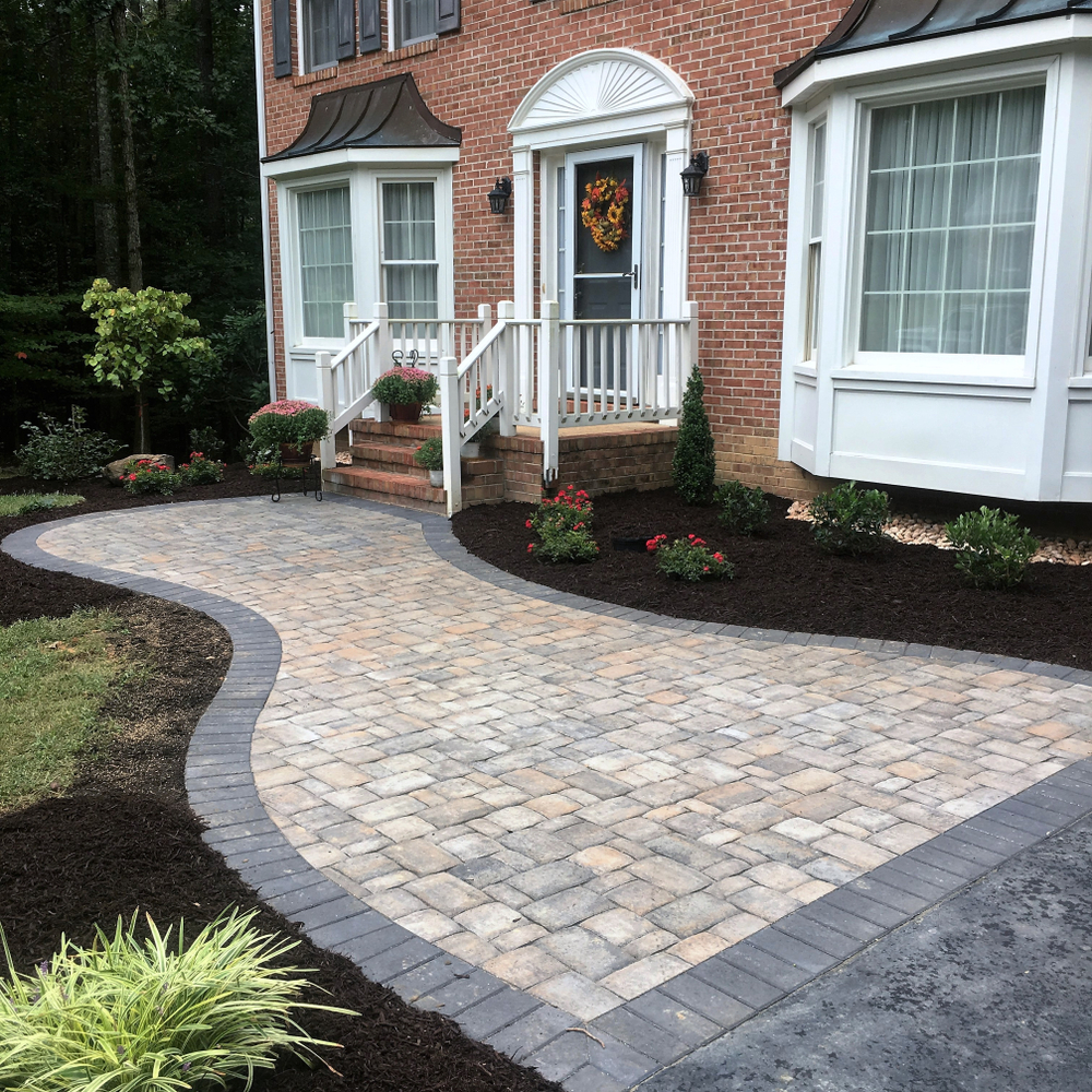 Paver Patio and Walkway in Stillwater, MN
